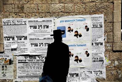 Coronavírus sobe entre judeus ultraortodoxos