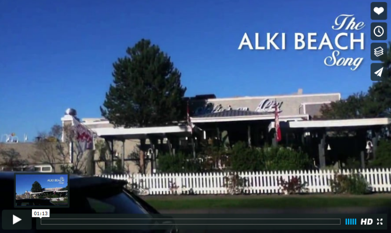The Alki Beach Song by Alki Surf Shop on Vimeo