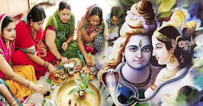 hariyali-teej-shubh-muhurat-mahatv-katha-puja-vidhi-mantra