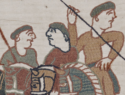 Bayeaux Tapestry Now Online!!!