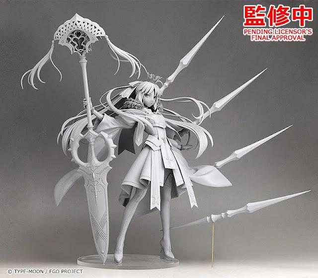 Fate/Grand Order 1/7 Scale Figure Caster/Altria Caster (Third Ascension)