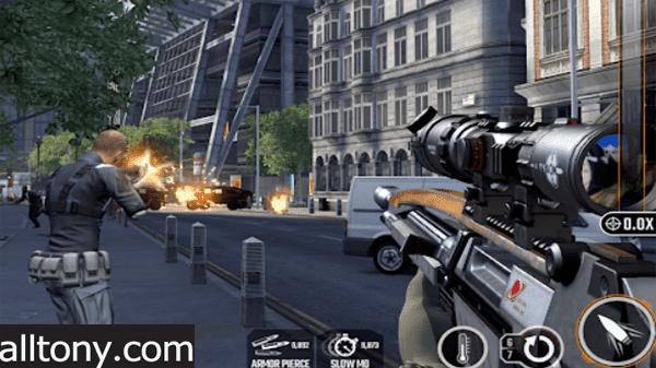 تحميل لعبة Sniper Strike – سنايبر سترايك للأندرويد والأيفون برابط مباشر