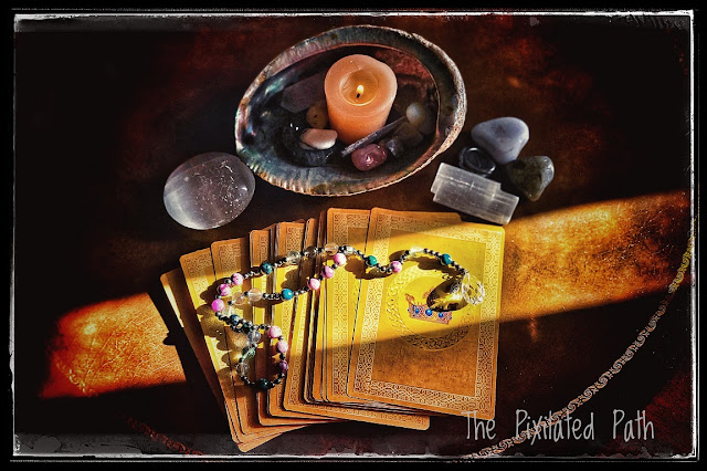 Oracle Card Reading using The Goddess Guidance Oracle