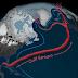 La Corriente del Golfo está en su punto más débil  en 1000 años y podría hundir a Europa en una congelación profunda