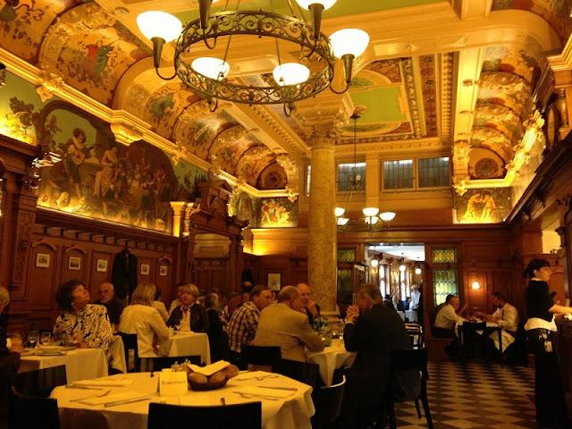 Restaurantes em Zurique