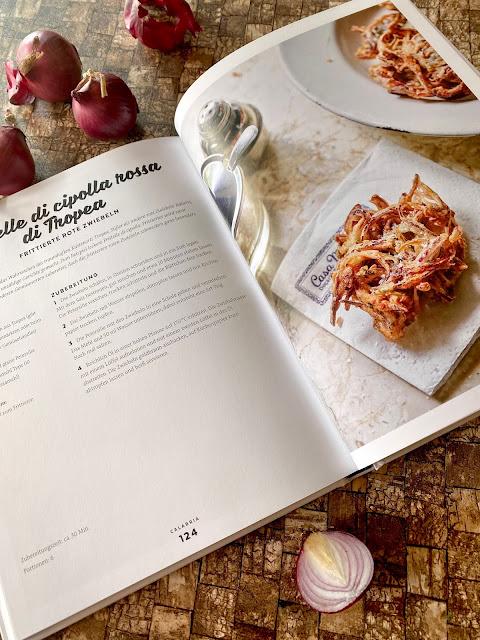 Beispielseite aus dem Casalinga-Kochbuch