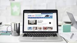 Detikweb Blogger Template 2021 / 2020 Theme