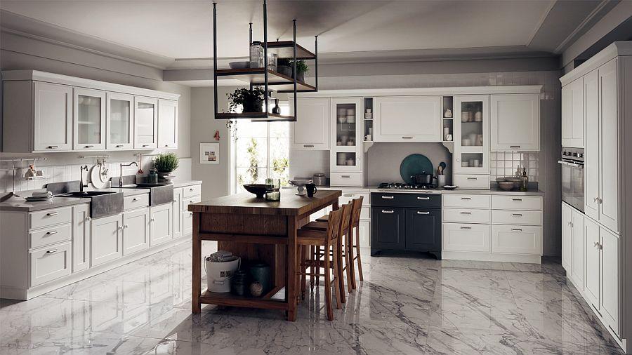Cozinhas em Estilo Shabby Chic  Design Innova