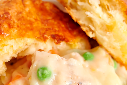 Chicken and Biscuit Recipe