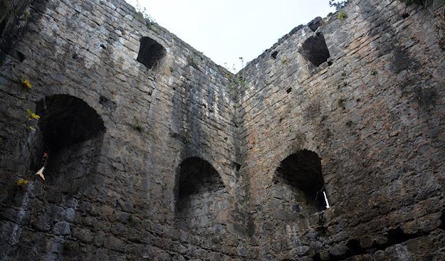 Κάστρο Κορδύλης, στα Πλάτανα Τραπεζούντας: Βρέθηκαν 8 τάφοι της βυζαντινής περιόδου