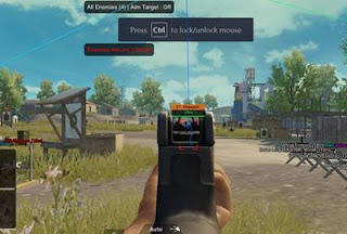 Link Download File Cheats PUBG Mobile Emulator 15 September 2019