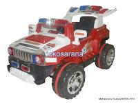 Mobil Mainan Aki Junior YLQ9999 Hummer XL (Extra Large)