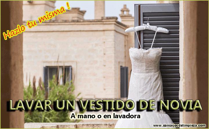 pasos para lavar un traje de novia | consejos de limpieza, trucos