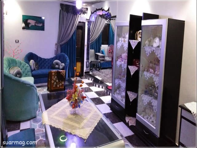 ديكورات شقق - شقق عرايس 1 | Apartments Decors - Newly Married Apartments 1
