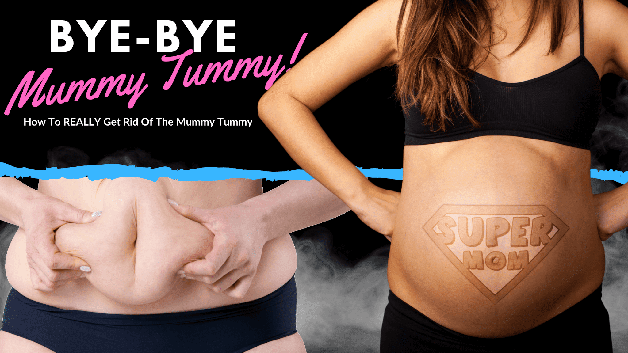 How To Get Rid Of The Mummy Tummy By Barbies Beauty Bits