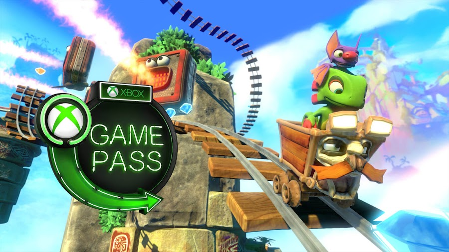 xbox game pass 2019 yooka laylee xb1 playtonic games team 17