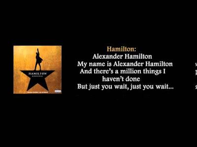 """Alexander Hamilton"" lyrics - Original Broadway Cast Of Hamilton"