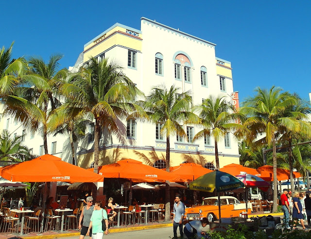 Art Deco i Miami Beach