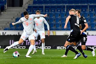 ملخص واهداف مباراة بايرن ميونخ ضد أرمينيا بيلفيلد (4-1) في الدورى الألمانى