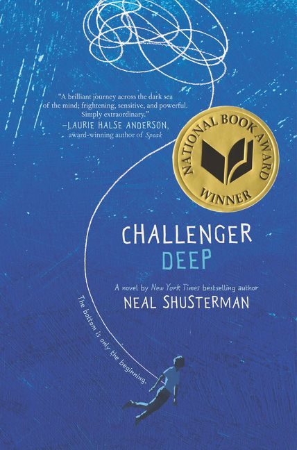 Challenger Deep by Neil Shusterman