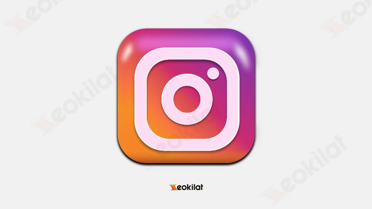 Icon Instagram PNG transparan, Icon Instagram PNG, Icon Instagram 3D