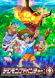 Digimon Adventure: (2020) Capítulo 44