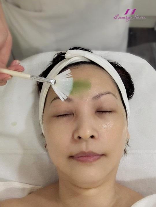 eha clinic facial skinceuticals phyto corrective masque