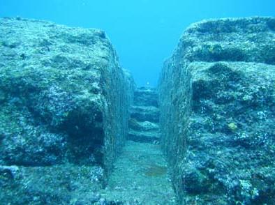 Ruinas en Bimini