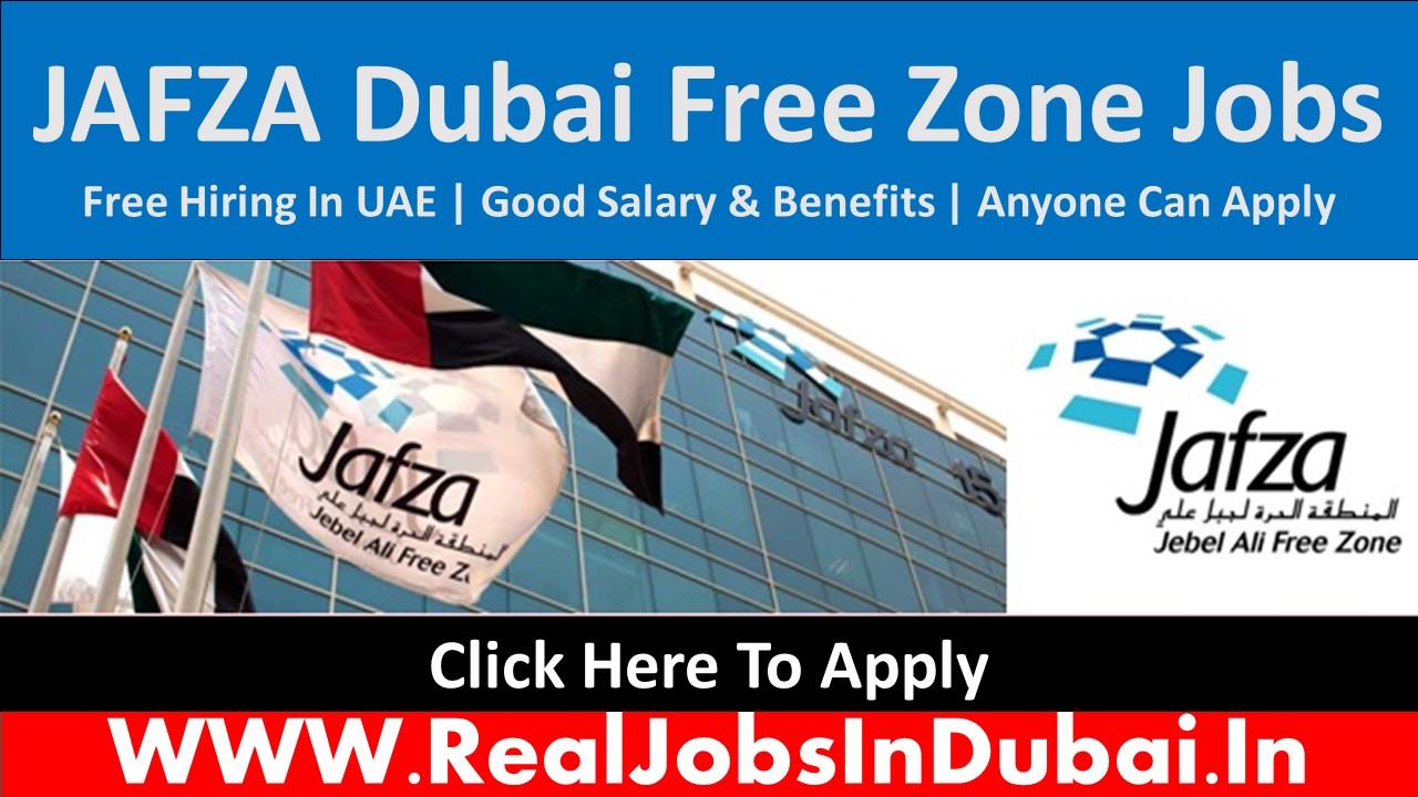 jafza careers, jafza companies careers, imdaad jafza careers, jafza jebel ali free zone careers.