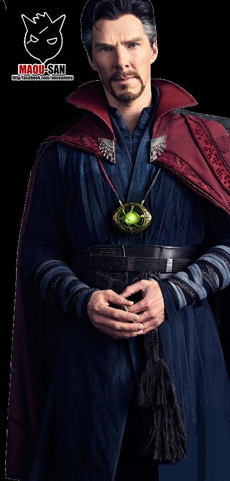 render Dr.Strange