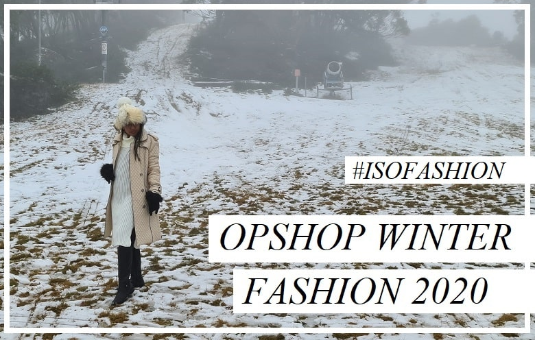 Op Shop Fashion Winter Edition 2020