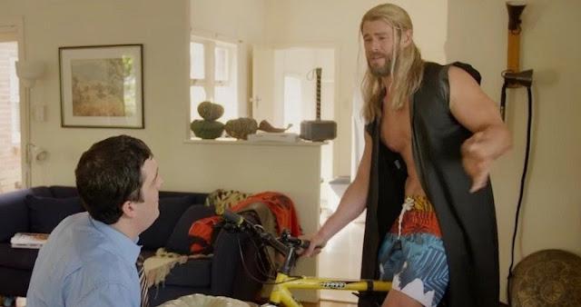 Thor y Darryl en un nuevo vídeo de Team Thor