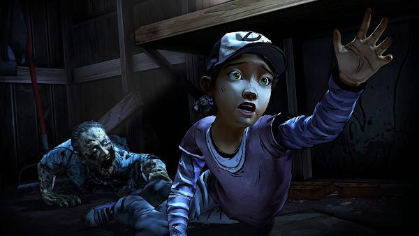 Screen Shot Of The Walking Dead Season 2 (2013) Full PC Game Free Download At worldfree4u.com
