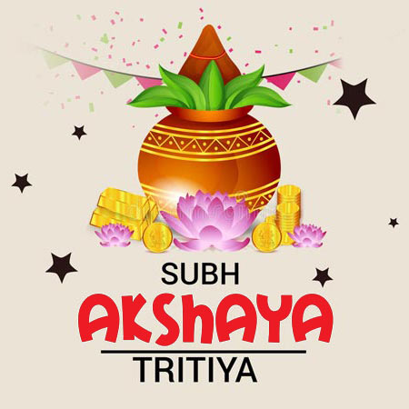 Happy Akshaya Tritiya Quotes