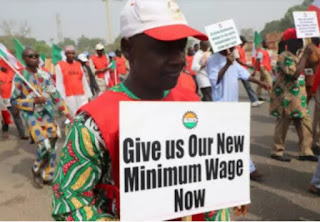 Pay Minimum Wage Or Be Impeached! NLC Shoots At Governors