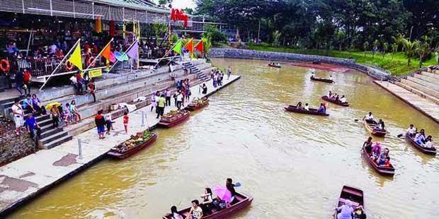 Objek Wisata Sentul Pasar Ah Poong