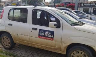 Servidor é flagrado transportando drogas em carro oficial da prefeitura