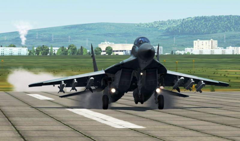 MiG-29 Bulgaria