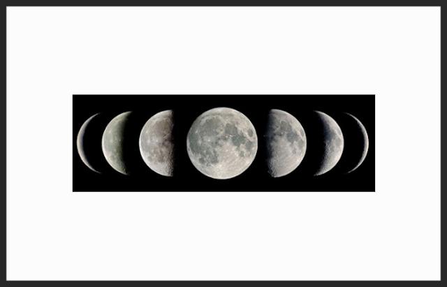 Pengertian Bulan, Fase Bulan dan Orbit Bulan