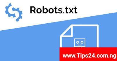Yadda Ake Saita Robot Txt Code A Blogger(SEO)