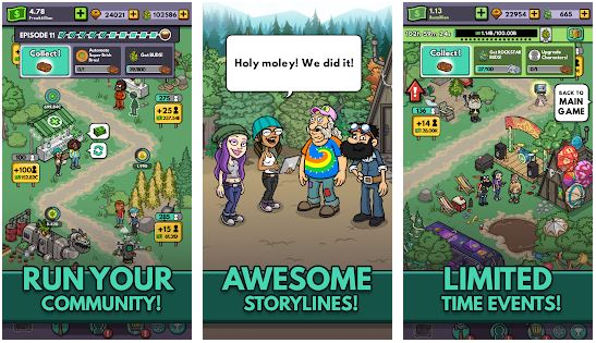 Download Bud Farm: Idle Tycoon MOD APK 1.4.0 (Unlimited Money) For Android 3