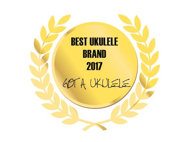 VTAB Best Ukulele Brand 2017