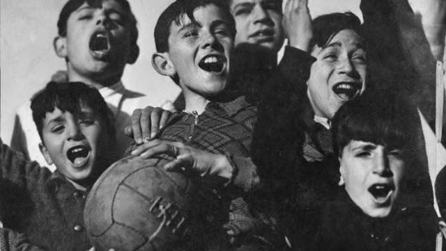 Evolución balón fútbol soccer