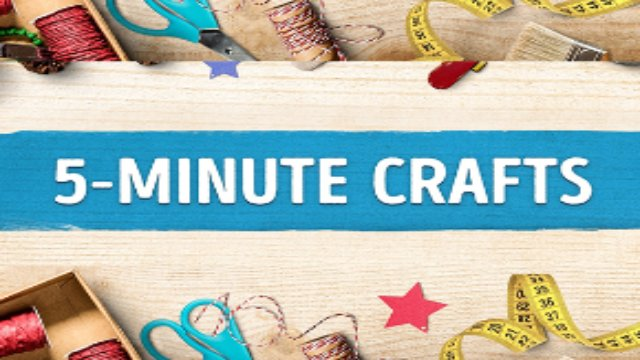 5-Minute Crafts Youtube