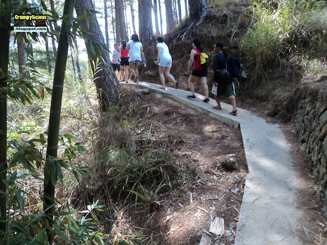 sagada cave connection trail