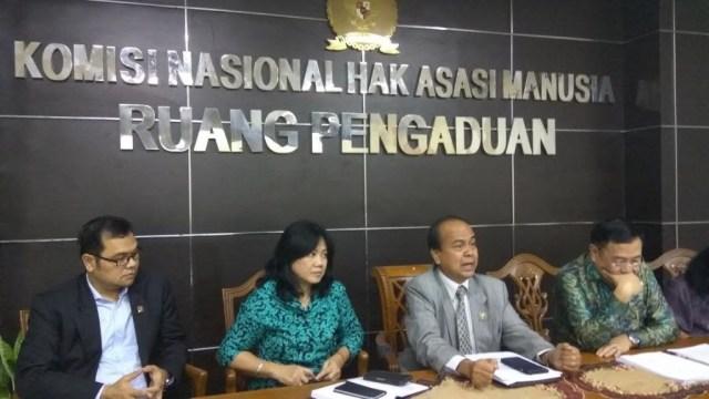 Wow! 4 Orang Etnis Keturunan Miliki Kekayaan Setengah dari Penduduk Indonesia, Ini Pesan Komnas HAM