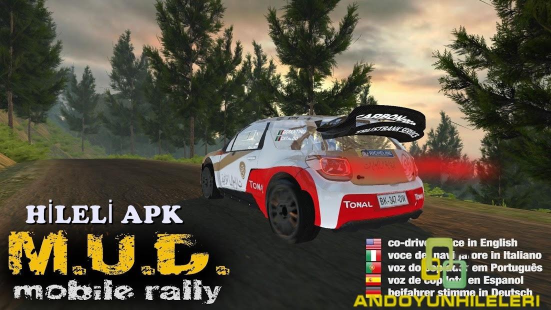 M.U.D. Rally Racing Para Hileli APK