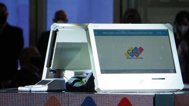 Vea aquí los centros habilitados para el simulacro electoral este #25nov