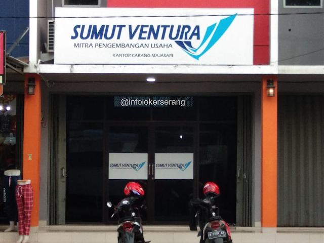Walk Interview Team Leader & Marketing Finance Officer PT. Sumut Ventura Penempatan Area Banten