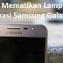 Cara Mematikan Lampu Notifikasi Samsung Galaxy S9